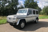 Inserat Mercedes G-Klasse; BJ: 8/1999, 215PS