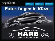 Inserat Mercedes CLS-Klasse; BJ: 1/2013, 265PS