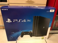 Inserat Sony PlayStation 4 Pro, 1TB, Black