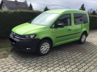 Inserat VW Caddy, BJ:2015, 75PS