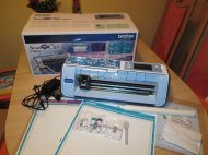 Inserat Brother Scan Ncut Plotter CM840