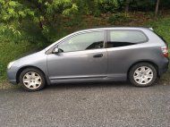 Inserat Honda Civic; BJ: 4/2004, 90PS