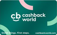 Inserat *Mit der Cashback World Card