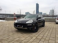 Inserat Porsche Cayenne Turbo; BJ: 4/2007, 500PS