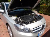 Inserat Mercedes A-Klasse; BJ: 12/2014, 136PS