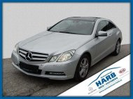 Inserat Mercedes E-Klasse; BJ: 3/2013, 204PS