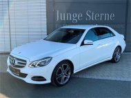 Inserat Mercedes E-Klasse; BJ: 3/2014, 204PS