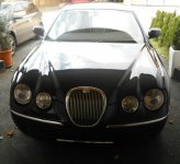 Inserat Jaguar S-Type, BJ:2006, 207PS