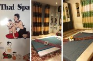 Inserat Thai Spa lass Dich in angenehmer
