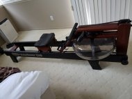 Inserat WaterRower Club Rudergerät mit S4