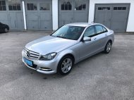 Inserat Mercedes C-Klasse; BJ: 2015, 120PS