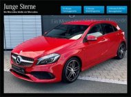 Inserat Mercedes A-Klasse; BJ: 4/2018, 109PS