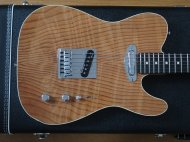 Inserat Fender Custom Shop Road Show Redwood