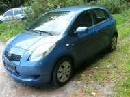 Inserat Toyota Yaris, 1,4 D-4D 90  BJ:2006, 90PS