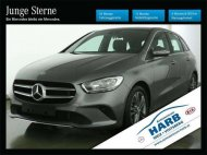 Inserat Mercedes B-Klasse; BJ: 10/2019, 116PS