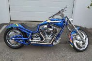Inserat Bourget Low Custom Bike