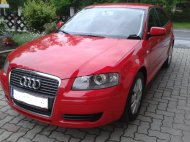 Inserat Audi A3 Attraction Automatik, BJ:2007