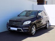 Inserat Mercedes ML-Klasse ; BJ: 12/2011, 258PS