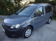 Inserat VW Caddy; BJ: 4/2015, 75PS