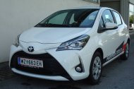 Inserat Toyota Yaris; BJ: 4/2017, 112PS