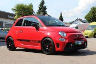 Inserat Abarth 595; BJ: 10/2016, 179PS