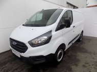 Inserat Ford Transit; BJ: 1/2020, 101PS