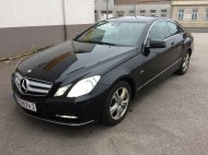 Inserat Mercedes E220CDI COUPE  BJ:2012, 170PS