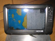 Inserat Lowrance HDS 9 Carbon Top Zustand