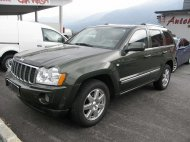 Inserat Jeep Grand Cherokee 3.0 V6 CRD Overland