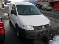 Inserat VW Caddy Kasten 1.9 TDi 4Motion 5T