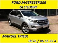 Inserat Ford Edge; BJ: 6/2016, 180PS