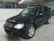 Inserat Mercedes M-Klasse, BJ:2003, 347PS