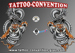 Inserat Tattoo Convention Graz